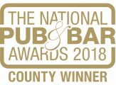 national pub of the year 2018